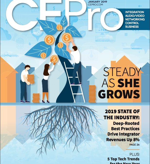 CE Pro Magazine Interviews CEO Tres Huber On The Labor Shortage