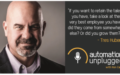 Automation Unplugged: Ron Callis and Tres Huber